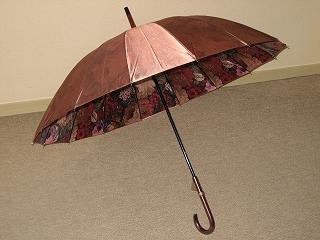 薔薇の雨傘1