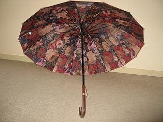 薔薇の雨傘2
