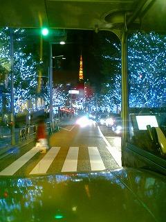 ケヤキ東京タワー