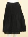 【CLASSY4月号掲載】LOUNIE(ルーニィ)ポリエステルサテンスカート【送料無料】18,900円