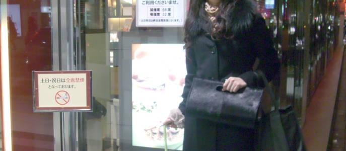 LOUNIE(ルーニィ)通販-LOUNIEプランタン銀座店へ行ってきました!銀座のカフェはどこもきれいな女性ばっかり♪オアシス