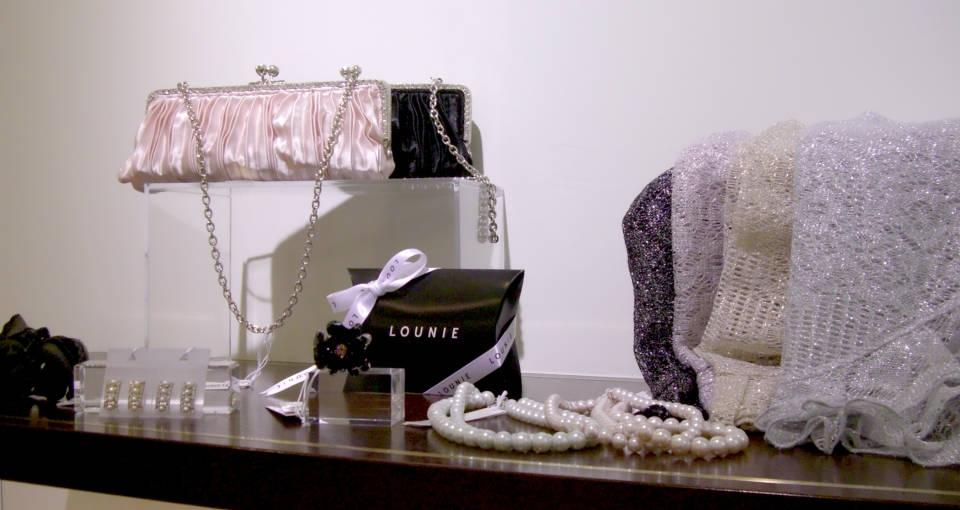 LOUNIE(ルーニィ)通販-LOUNIEプランタン銀座店へ行ってきました!LillianLuireなどのオケージョンアクセサリー、パーティBag、指輪も!