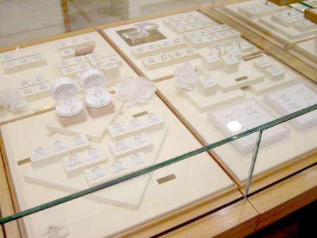 LOUNIE(ルーニィ)通販:記念日をルーニィで!コーディネート日記(090214)トレセンテで婚約指輪