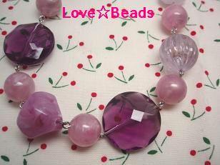 ネックレス紫アップ」