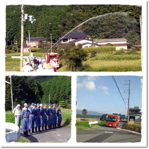2011・9・11・防災訓練