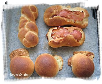 パン第二段①