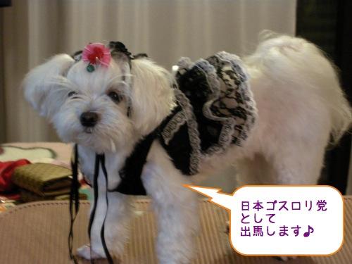 ゴスロリは日本を救います