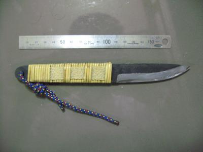 ナイフ 7
