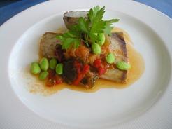 セレーノ 魚料理