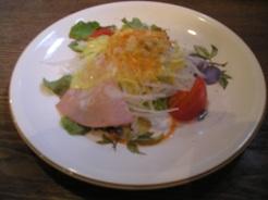 温古舎 サラダ