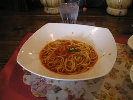 アンチョビのスパゲティー