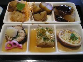 ヘルシー御膳のお惣菜6種類