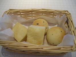 フォカッチャ、ローズマリーパン