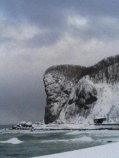 ワッカケ岬