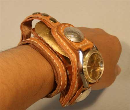 世界一大きい? 腕時計