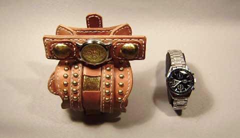 でかい腕時計