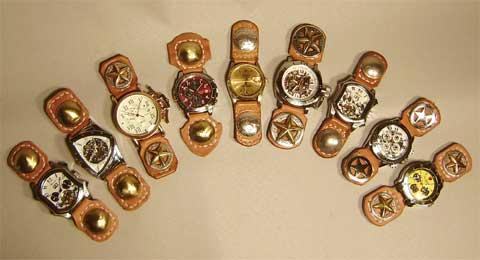 リメイク腕時計 Mac nakata