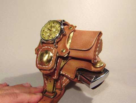 世界一大きい腕時計