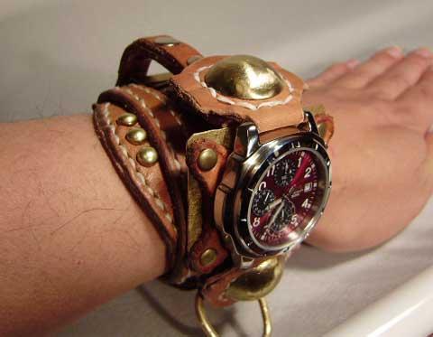 セイコー腕時計リメイク