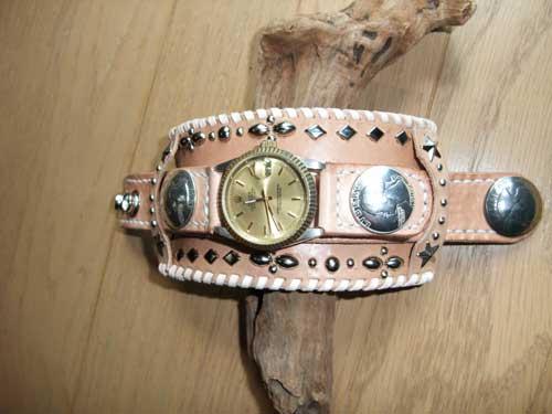 手造り 腕時計