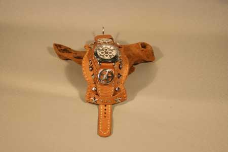 手作り腕時計 ブレスレット