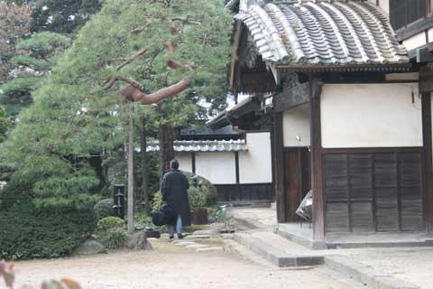 伊勢崎市重要文化財旧森村家。