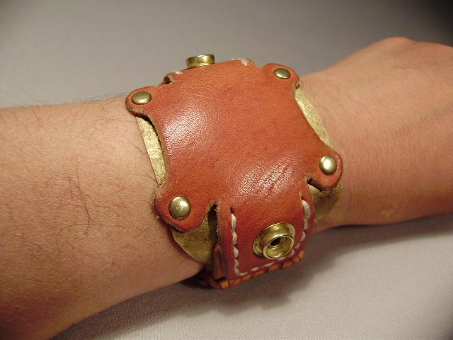 ブレス時計 革ブレスレット