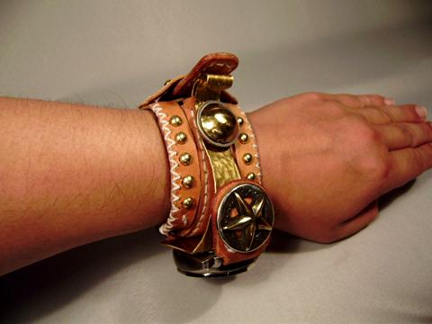 ブランド品より目立つ腕時計