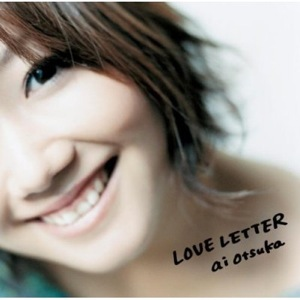 LOVE LETTER ジャケ写