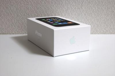 iPhone パッケージ