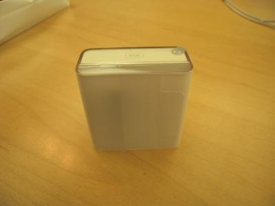 iPod shuffle 3G 01