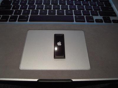 iPod shuffle 3G 05
