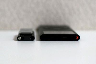 iPod shuffleの比較06