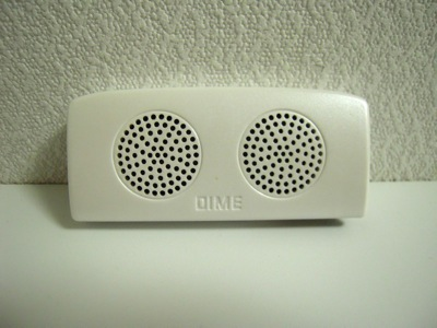 DIME オリジナル・スピーカー 01
