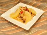 小 クコの実入り柔らか鶏肉のグレープフルーツ煮-2
