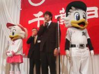 成田高校出身で2年目の飛躍が期待される千葉ロッテマリーンズの唐川侑己投手