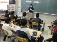 楽しい英語の授業