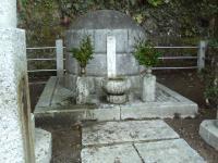 加納久宜公の墓