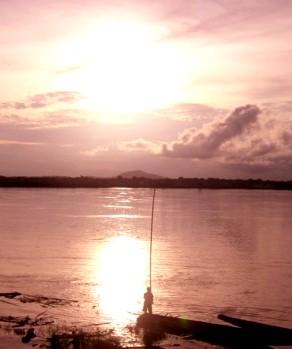 夕陽漁師292