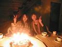 2009_1108サリ20歳誕生日blog