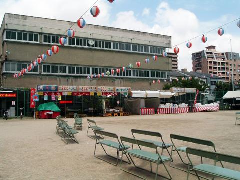 中崎町の夏祭り_2