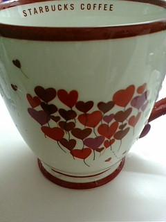 スタババレンタイン