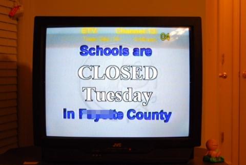 12月16日 NO SCHOOL