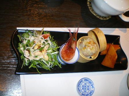 ランチ前菜