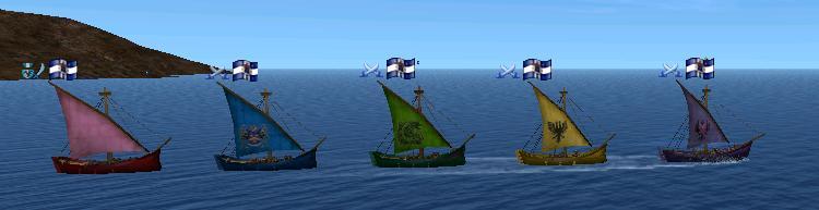 バルシャ艦隊