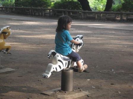 遊具@井の頭公園