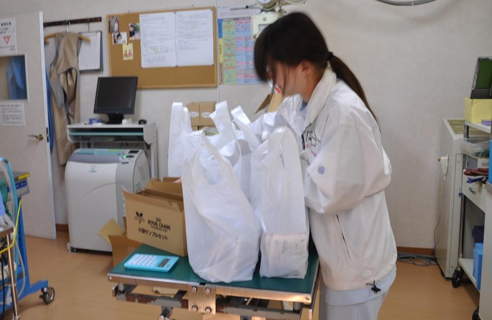 2012学生さんしつけ教室準備