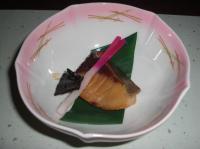 お魚の煮物