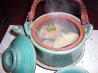 ハマグリの土瓶蒸し