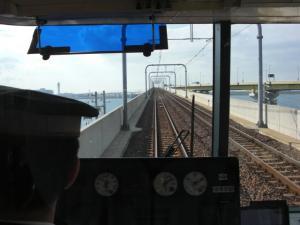 セントレアへ電車でGo
